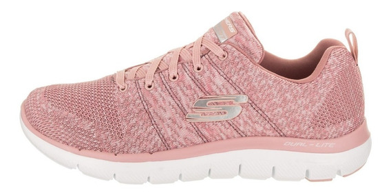 Zapatillas Skechers Flex Appeal 2.0 High Energy (2756)