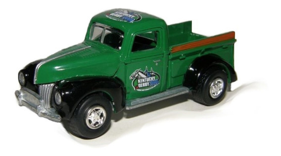 Johnny Lightning Ford Pickup 1940 Ruedas De Goma Solo Envios
