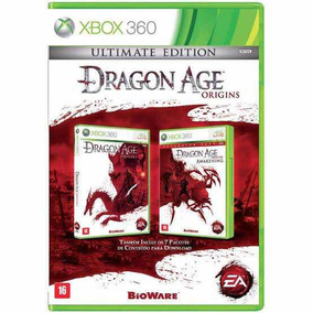 Dragon Age Origins Ultimate Edition - Xbox 360 - Fisico