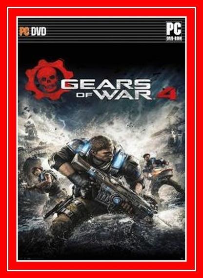 Gears Of War 4 2017 Pc