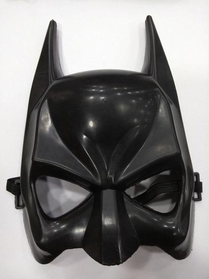 Careta Plastico Rigido - Simil Batman