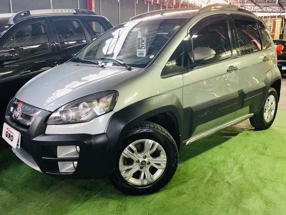 Fiat Idea Adventure 1.8 2013