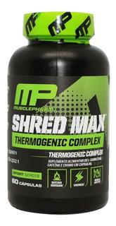 Shred Max Termogênico Thermo L Carnitina Cromo Muscle Pharm