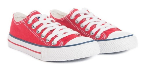 Zapatillas John Foos Classic Rojo