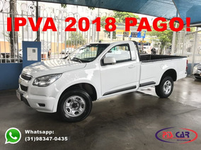 Chevrolet S-10 Lt 2.4 Flexpower 4x2 Cs 2013