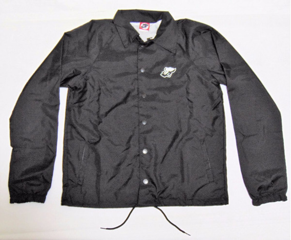 Jaqueta Corta Vento Windbreaker Black Sheep Forrada Preta !!