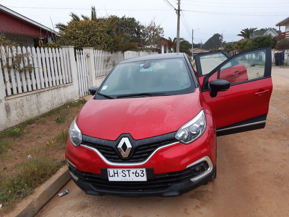 Renault Captur Staycion