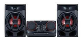 Mini System Lg Xboom Ck43 220w Rms Multi Bluetooth 2 Usb