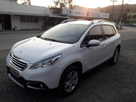 Peugeot 2008 Allure 1.6 Ano 2017