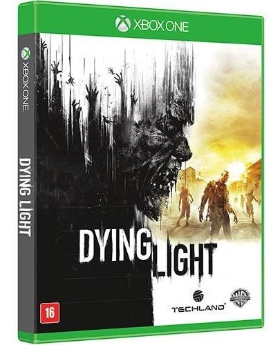 Dying Light - Xbox One (mídia Física)