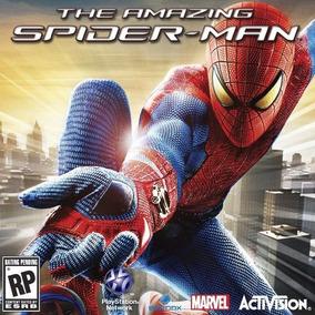 The Amazing Spider-man 1 - Espanhol Inglês # Ps3 Sem Stress!