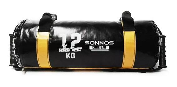 Sand Bag 12kg Core Bag Entrenamiento Funcional