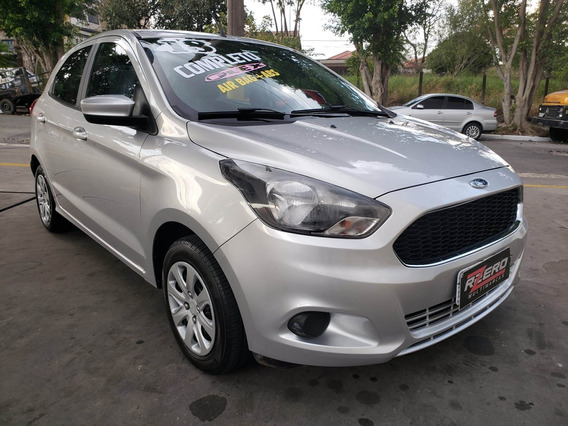 Ford Ka Hatch 2018 Completo 1.0 Flex 21.000 Km Revisado Novo