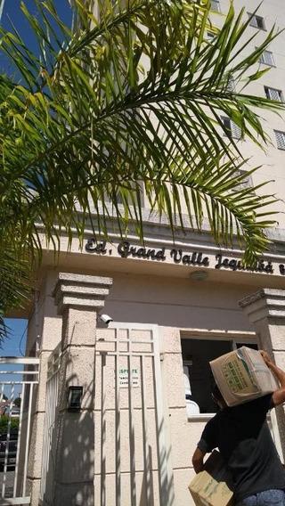 Apartamento Em Vila Antônio Augusto Luiz, Caçapava/sp De 78m² 3 Quartos À Venda Por R$ 360.000,00 - Ap586644