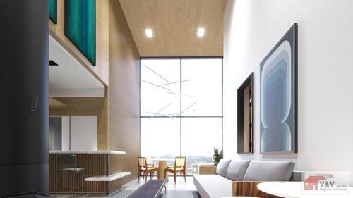 Imagem 1 de 15 de Cobertura Para Venda Em São Paulo, Vila Olímpia, 3 Dormitórios, 3 Suítes, 5 Banheiros, 3 Vagas - Vlol884_2-1214527