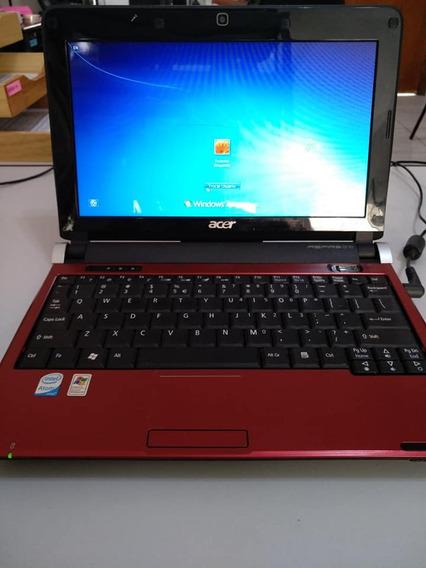 Netbook Acer Vermelho D150