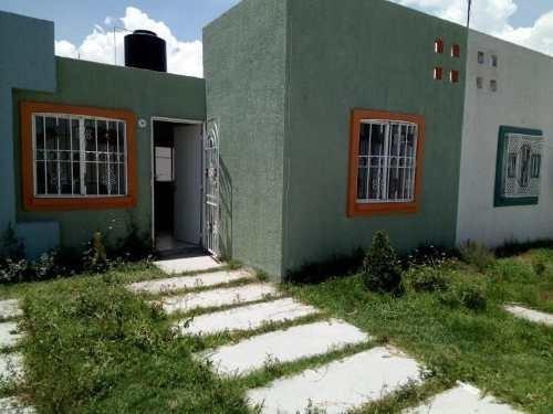Casa Sola En Renta Santa Matilde