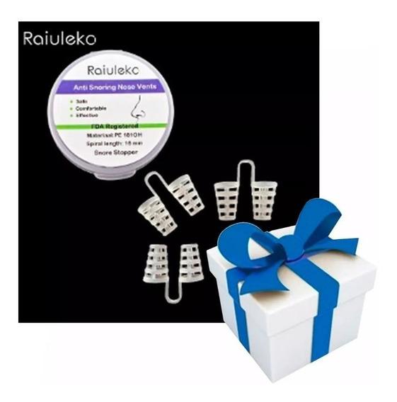 3 Dispositivo Nasal Anti Ronquidos - Envío Gratis + Obsequio