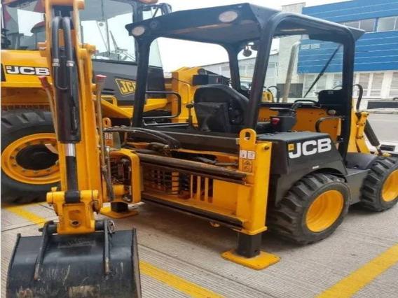 Mini Retroexcavadora Jcb- Equipo Nuevo
