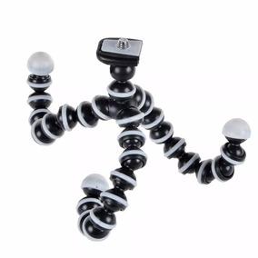 Mini Tripé Flexível Mesa Celular Gopro Câmera Atacado