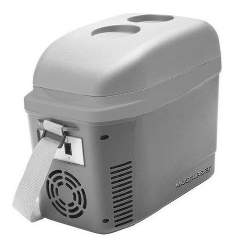 Cooler Mini Geladeira Portátil 7 L 12v C/porta Copos Tv013