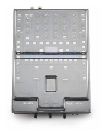 Decksaver P Mixer Rane Sixty Two 62 + Brinde (frete Grátis)