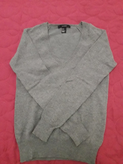 Sweater Mujer Forever 21 Color Gris