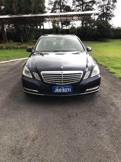 Vendo Mercedes Benz E-350 Executive Carro De Diplomata