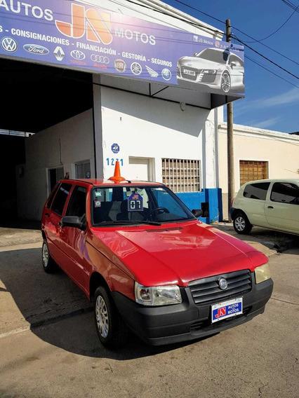 Fiat Uno Fire Gnc 2007
