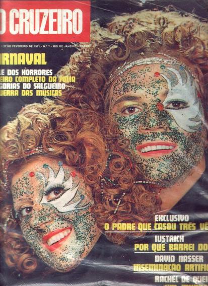O Cruzeiro 1971.carnaval.tragedia Na Gameleira.wilza.bailes