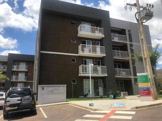 Apartamento Com 3 Dormitórios Para Alugar, 70 M² Por R$ 700,00/mês - Uvaranas - Ponta Grossa/pr - Ap0324