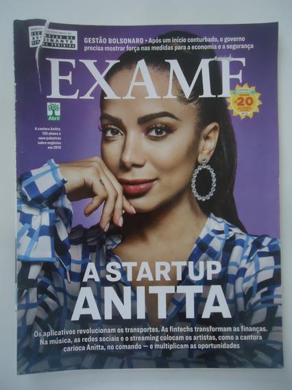 Exame #1177 Jan-2018 A Startup Anitta