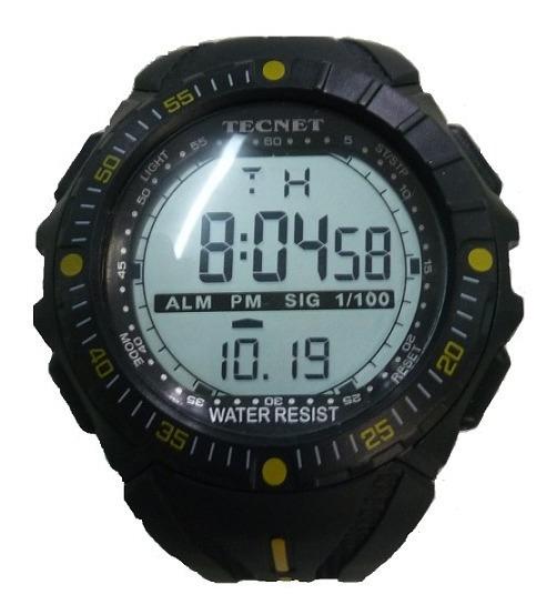 Relógio De Pulso Militar Digital Barato