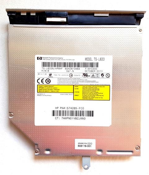 Gravador Dvd Notebook Hp G42 G42-215br G42-250br G42-230br G42-413br