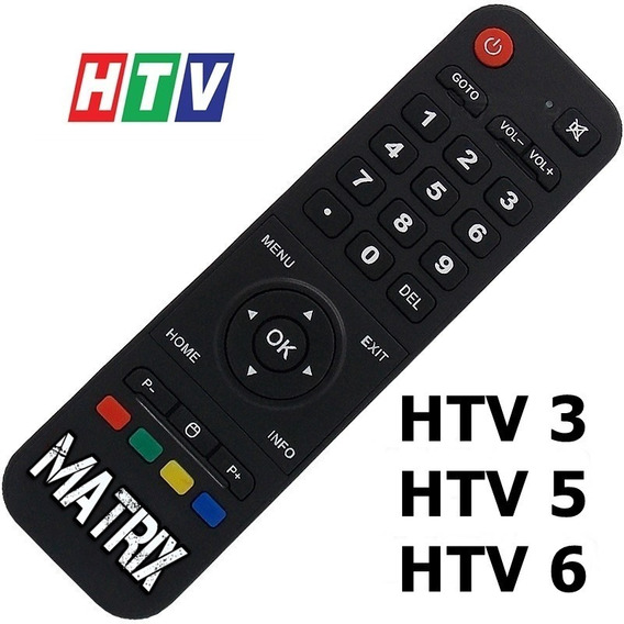 Controle De Reposição Smart Htv Box 5