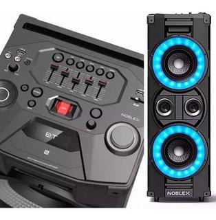 Noblex Sistema Audio Torre Mnt-950btUsb Radio Bt Mp3 Nfc