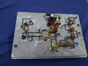 Placa Amplificador Rf Fm 30w