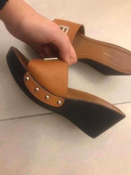Sandalias Color Suela Número 38