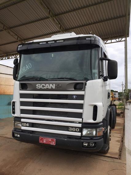 Scania R124 Ga 4x2 Nz 360