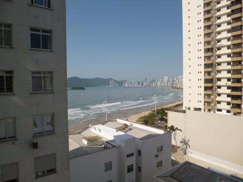 Ótimo Apto Com 3 Dorms Em Predio Frente Mar Na Barra Norte. - A3493 - 4784418