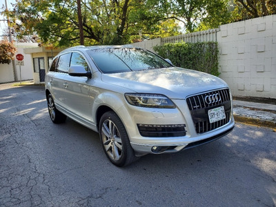 Audi Q7 Tdi 3.0 2014