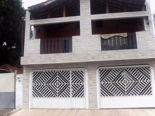 Imagem 1 de 15 de Casa Sobrado Para Venda, 4 Dormitório(s), 265.0m² - 6435
