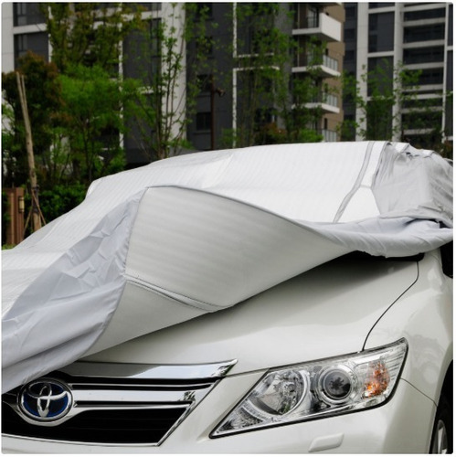 Imagen 1 de 8 de Cobertor Funda Anti Granizo Auto T/m