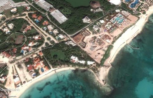 Terreno En Venta Playa Del Carmen En Playa Del Carmen, Punta Esmeralda