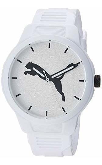 Puma - Reloj De Pulsera Para Hombre (cuarzo, Con Tres Manos,