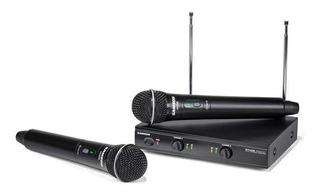 Sistema Micrófono Inalámbrico De Mano Samson Stage 200 Vhf