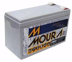 Bateria Para Centrais