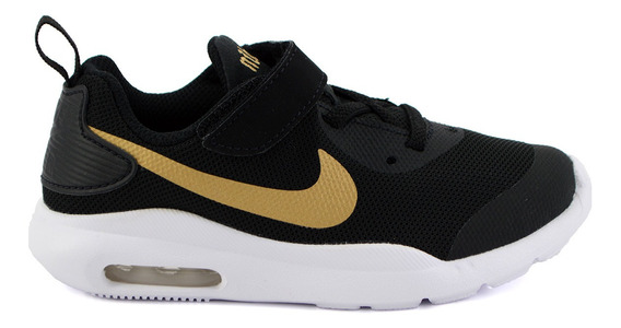 Tenis Nike Para Niño At6657-001 Negro [nik2108]