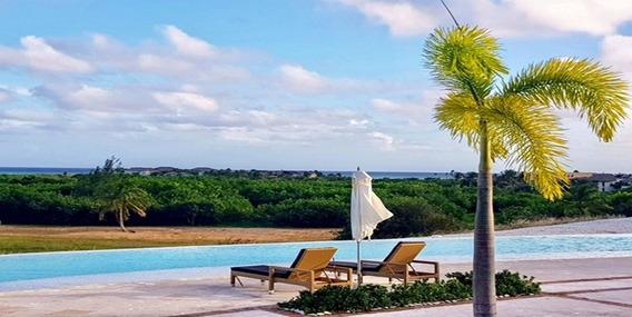 Hermoso Apartamento Estudio, Vista Golf Y Al Mar. Cap Cana