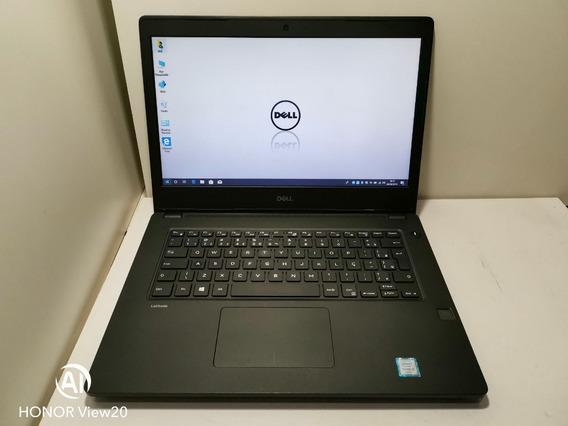 Notebook Dell Latitude 3480 Intel Core I5 6ºger 8gb 500gb